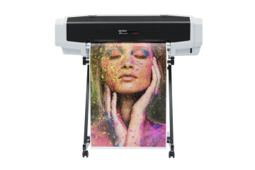 Produktfoto: Mutoh ValueJet 628 Digitaldrucker Bundle