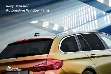 Foto: Avery Dennison Automotive Window Films - AWF HP Pro