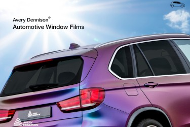 Foto: Avery Dennison Automotive Window Films - AWF NR Pro