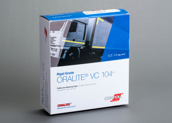 Foto: Oralite VC 104+ Rigid white - 50 mm x 50 m