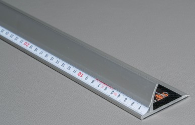 Foto: Yellotools SafetyRuler X-Black - 150 cm